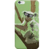 Koala pwr iPhone Case/Skin
