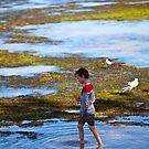 Childhood exploration  by Adriano Carrideo