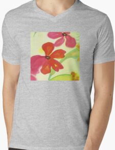 Spring is in the Air Mens V-Neck T-Shirt