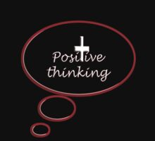 Positive thinking Kids Clothes