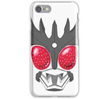 JAPAN-HERO-01 iPhone Case/Skin