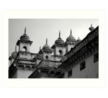 Chowmahalla Palace, Hyderabad Art Print