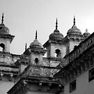 Chowmahalla Palace, Hyderabad by Ameya Nagarajan