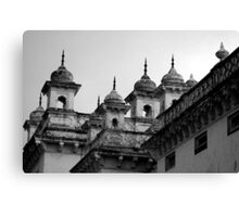 Chowmahalla Palace, Hyderabad Canvas Print