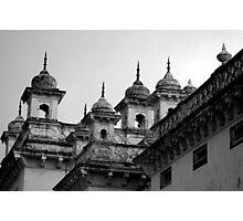 Chowmahalla Palace, Hyderabad Photographic Print