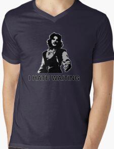 I Hate Waiting Mens V-Neck T-Shirt
