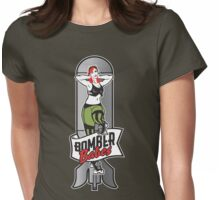 Bomber Babes Derby Team Womens Fitted T-Shirt