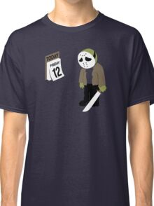 Friday The 13th Parody Classic T-Shirt