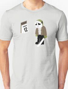 Friday The 13th Parody Unisex T-Shirt