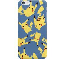 Pikachu's in Free Fall iPhone Case/Skin