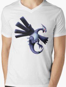 Dark Lugia Mens V-Neck T-Shirt