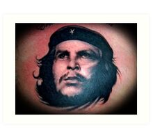 Ernesto Che Guevara Art Print
