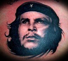 Ernesto Che Guevara by maffikus