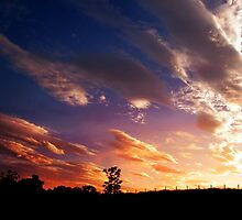 Sunset - Lynchburg Va by jaegemt1