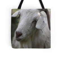 A Goat Portrait Tote Bag