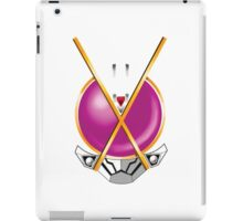 Japan-Hero-02 iPad Case/Skin