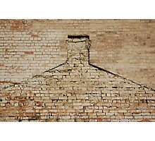 The Ghosts of Buildings Past Photographic Print