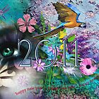 A bright happy cheerful 2011 by dovey1968