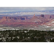 Castle Valley, Utah Photographic Print
