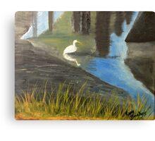 """""""Under the Boardwalk"""" Canvas Print"""