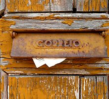 Lisbon Letter Box by kernowseb