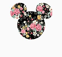 Exotic Blossoms mickey head T-Shirt