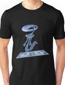 dolar1 azul Unisex T-Shirt