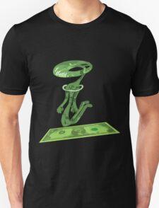 dolar1 verde Unisex T-Shirt