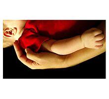 Newborn Photographic Print