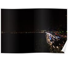 FDR Drive By Night Poster
