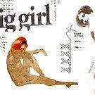 Big Girl 2, 2010 by Thelma Van Rensburg