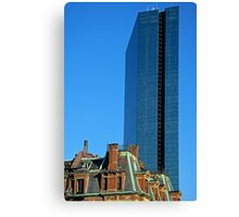The Hancock,  Boston, USA. Canvas Print
