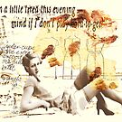 I am a little tired this evening, 2010 by Thelma Van Rensburg