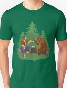 Gentleman's Tea - Color T-Shirt