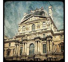 Le Louvre Photographic Print