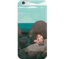Tide Pools iPhone Case/Skin