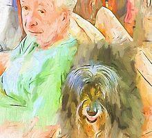 Jer & Stella (Soulmates) by David Rozansky