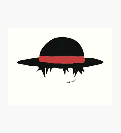 One Piece Luffy - TShirt & Phone Cases Art Print