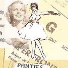 panties, 2010 by Thelma Van Rensburg