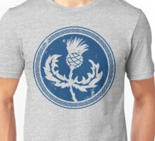 Thistle & Braid - Blue Unisex T-Shirt
