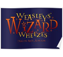 Weasleys' Wizard Wheezes Poster