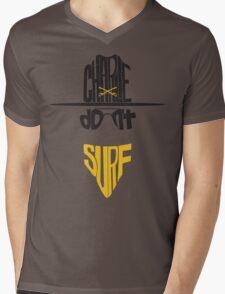 Charlie Don't Surf Mens V-Neck T-Shirt