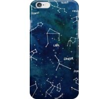 Star Signs iPhone Case/Skin
