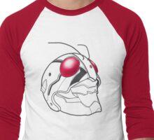 Japan-Hero-07 Men's Baseball ¾ T-Shirt