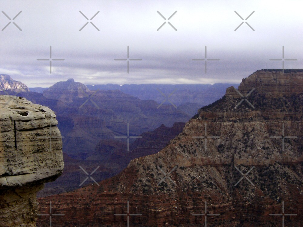 The Grand Canyon by Shiva77