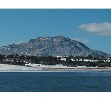 Granite Mountain- Prescott, AZ Photographic Print