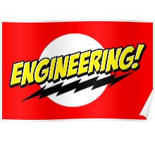 Engineering! Poster