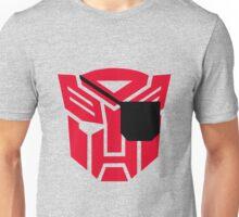 TF - HoloWhirl (Default Colors) Unisex T-Shirt