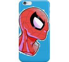 The Amazing Spider-Bust iPhone Case/Skin