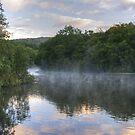 River Leven, Cumbria by Jamie  Green